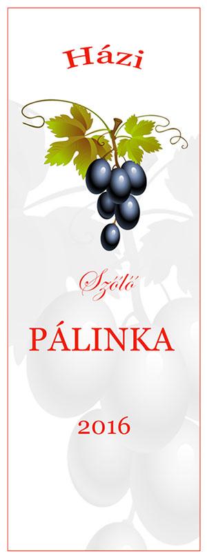 ingyen letölthető szőlő pálinka címke